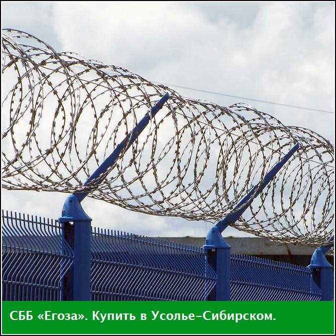 Купить СББ «Егоза» в Усолье-Сибирском